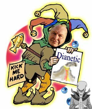 Cartoon L. Ron Hubbard 46