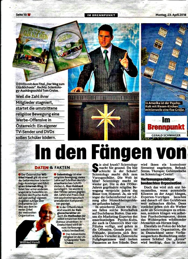 What's going on 23 Krone 1